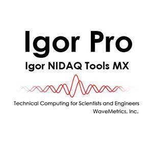 Igor Pro NIDAQ Tools MX