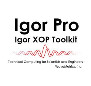Igor XOP Toolkit