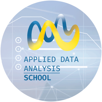 Applied Data Analysis School – 8 Courses